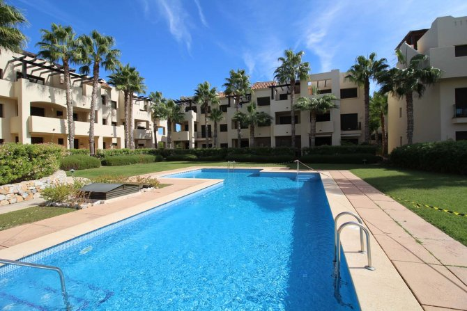 Roda Golf Property for sale 2 Bed Penthouse  here in Spain