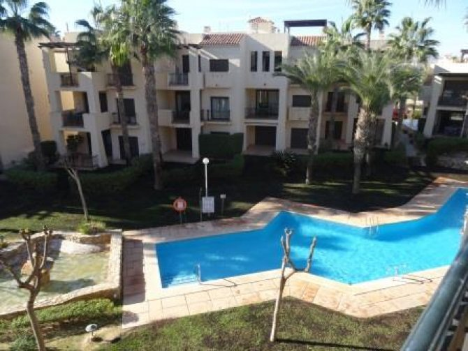 Roda Golf Penthouse Apartment - Phase 1 here in Spain