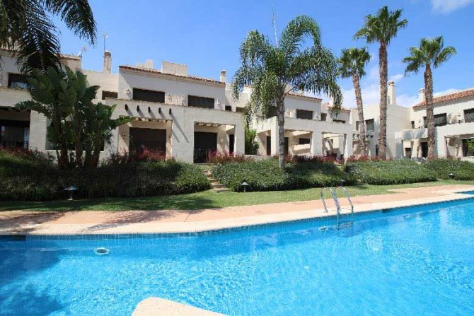 Roda Golf property for sale Two bed townhouse here in Spain