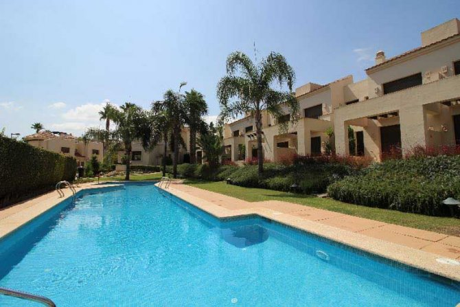 Roda Golf Townhouse With 2 Bedrooms here in Spain