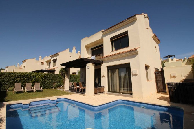 Roda Golf Luxury Golf Villa Great Location