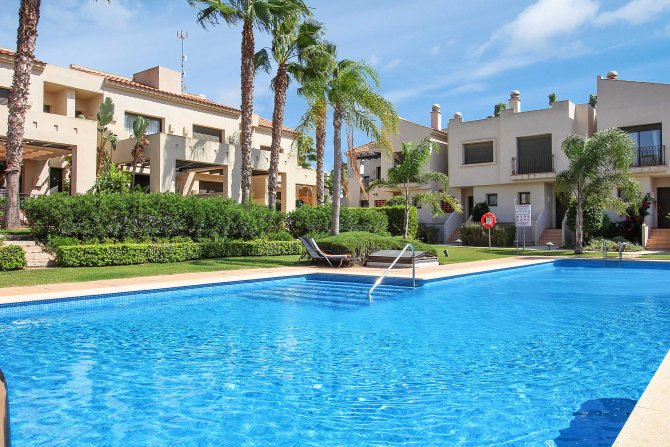 Roda Golf 2 Bedroom Townhouse here in Spain