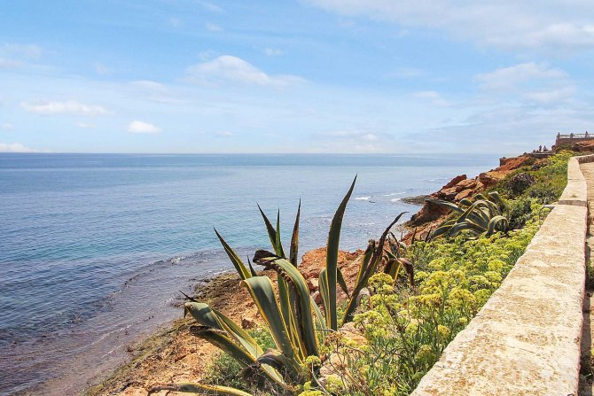 Cabo Roig Luxury Beach Apartment