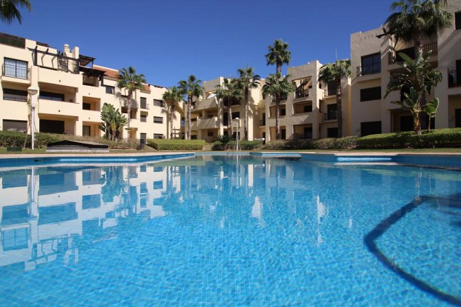 Fabulous Roda Golf apartment for sale