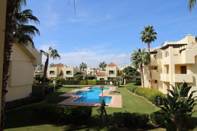Roda Golf property for sale two bed apartment