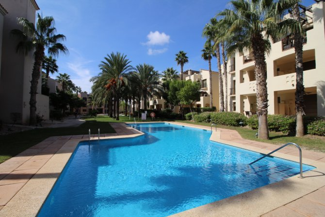 Roda Golf property for sale Fully Furnished Apartment here in Spain