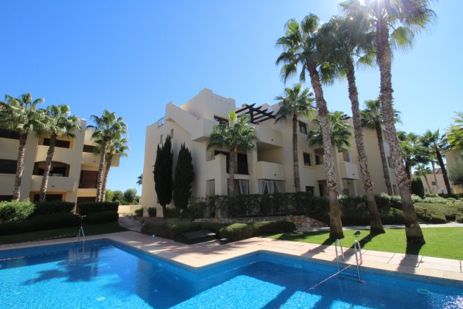 Roda Golf property for sale Penthouse South Facing here in Spain