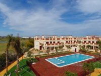 Golf and Beach Apartments in Los Alcazares